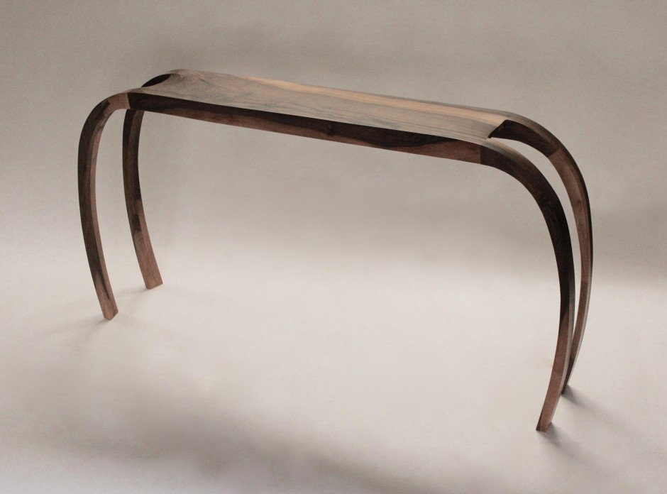 "<span class=""artist""><strong>Jonathan Field</strong></span>, <span class=""title""><em>Console Table</em>, 2014</span>"