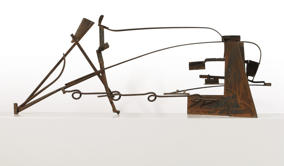 "<span class=""artist""><strong>Anthony Caro</strong></span>, <span class=""title""><em>Table Piece Z-8</em>, 1978-79</span>"