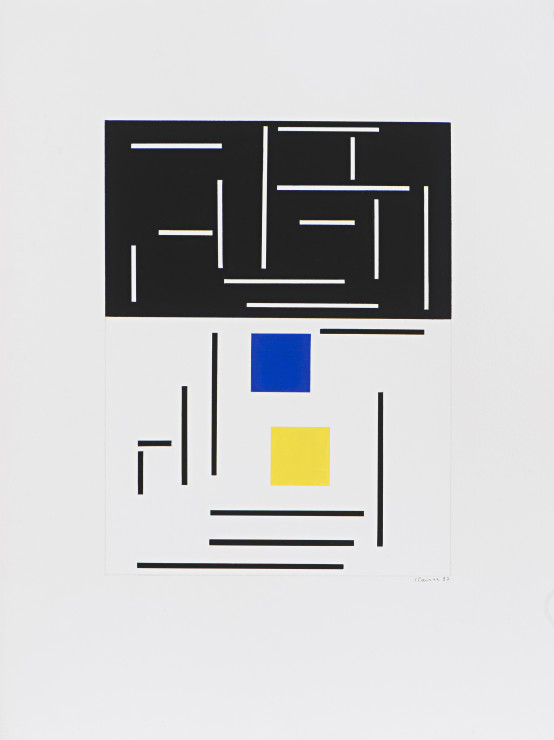 <span class=&#34;artist&#34;><strong>Genevi&#232;ve Claisse</strong></span>, <span class=&#34;title&#34;><em>Covalence</em>, 1997</span>