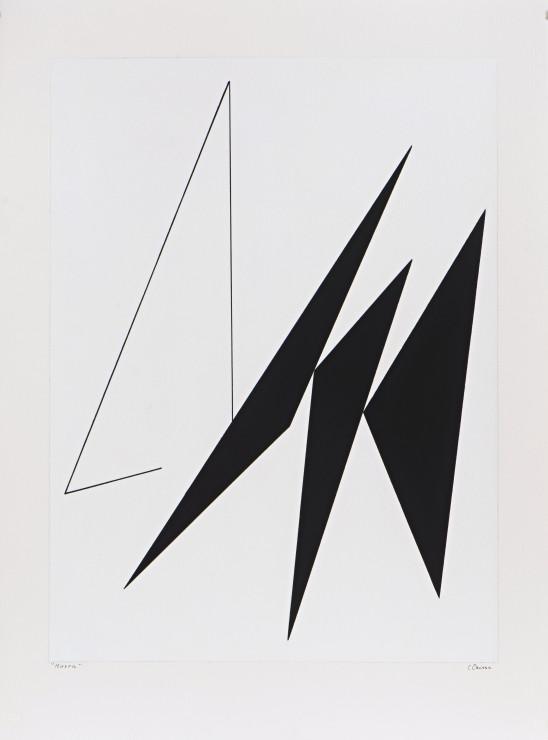 "<span class=""artist""><strong>Geneviève Claisse</strong></span>, <span class=""title""><em>Musca</em>, 1966</span>"