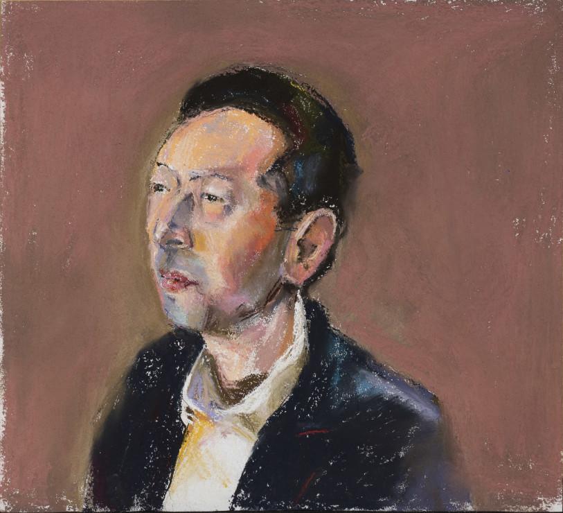 "<span class=""artist""><strong>Paul Richards</strong></span>, <span class=""title""><em>Hiroshi</em>, 2019</span>"