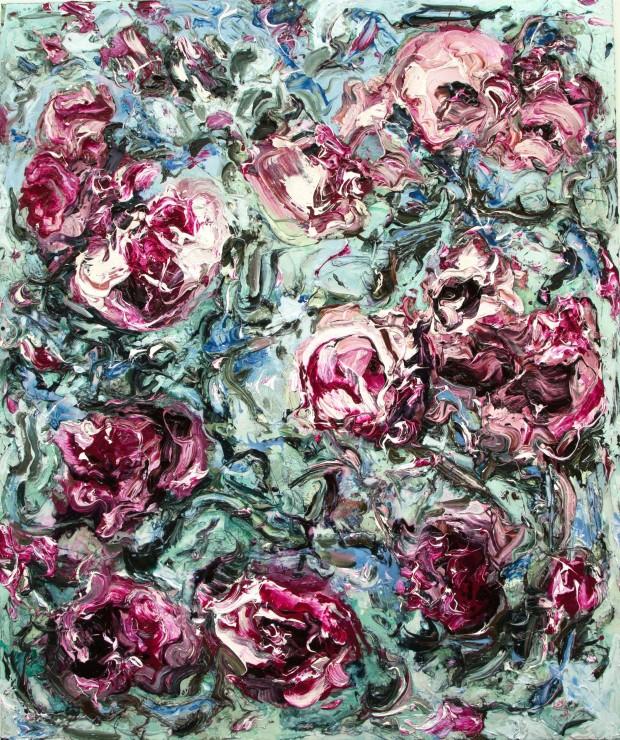 "<span class=""artist""><strong>Geoff Uglow</strong></span>, <span class=""title""><em>Sappho</em>, 2017</span>"