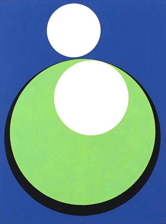"""<span class=""""artist""""><strong>Geneviève Claisse</strong></span>, <span class=""""title""""><em>Unités</em>, 1969</span>"""