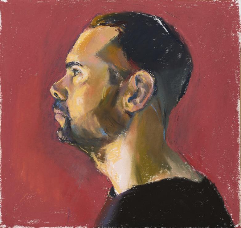 "<span class=""artist""><strong>Paul Richards</strong></span>, <span class=""title""><em>Henry</em>, 2019</span>"