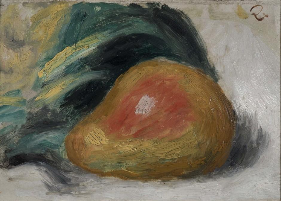 <span class=&#34;artist&#34;><strong>Pierre-Auguste Renoir</strong></span>, <span class=&#34;title&#34;><em>Poire</em></span>