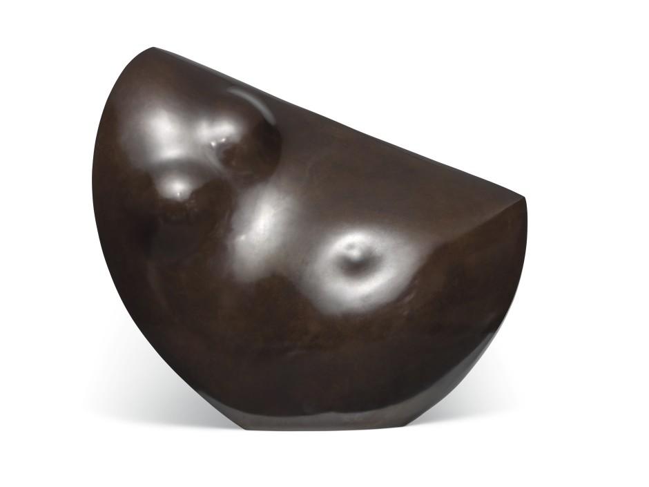 "<span class=""artist""><strong>Baltasar Lobo</strong></span>, <span class=""title""><em>Torse au soleil</em>, 1973</span>"