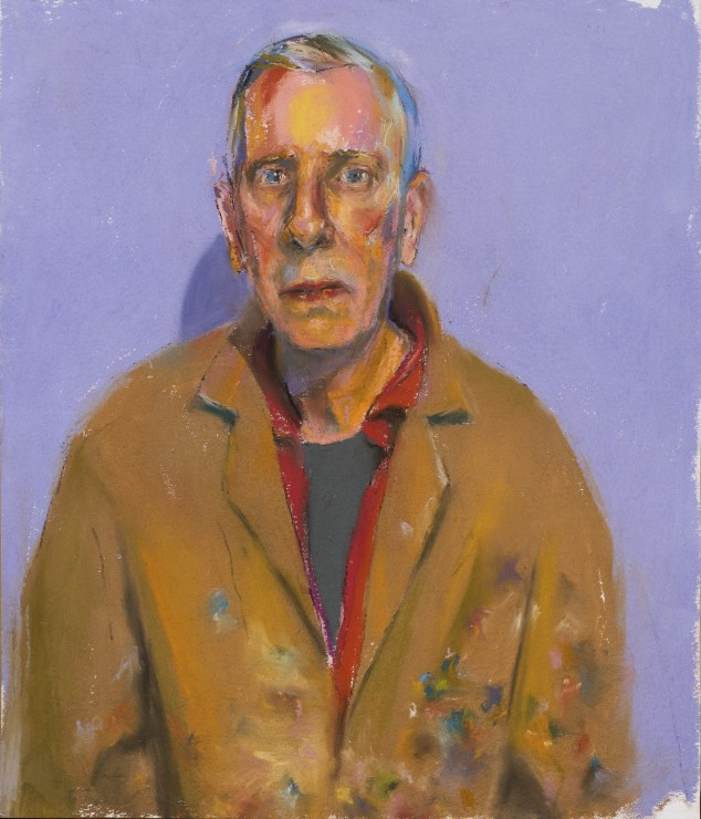 <p><strong>Paul Richards, </strong><em>Self Portrait</em>, 2019</p>