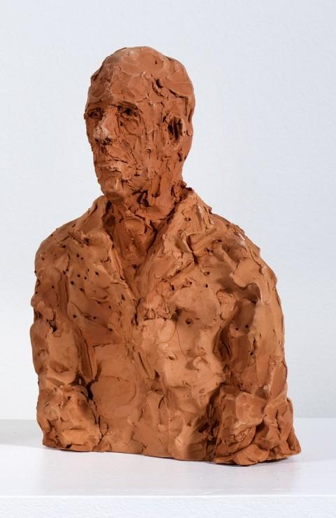 <p><strong>Paul Richards</strong>,<em>Self Portrait</em>, 2019</p><p>SOLD</p>