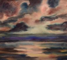 """<span class=""""artist""""><strong>Herbert Beck</strong></span>, <span class=""""title""""><em>Landschaft</em></span>"""