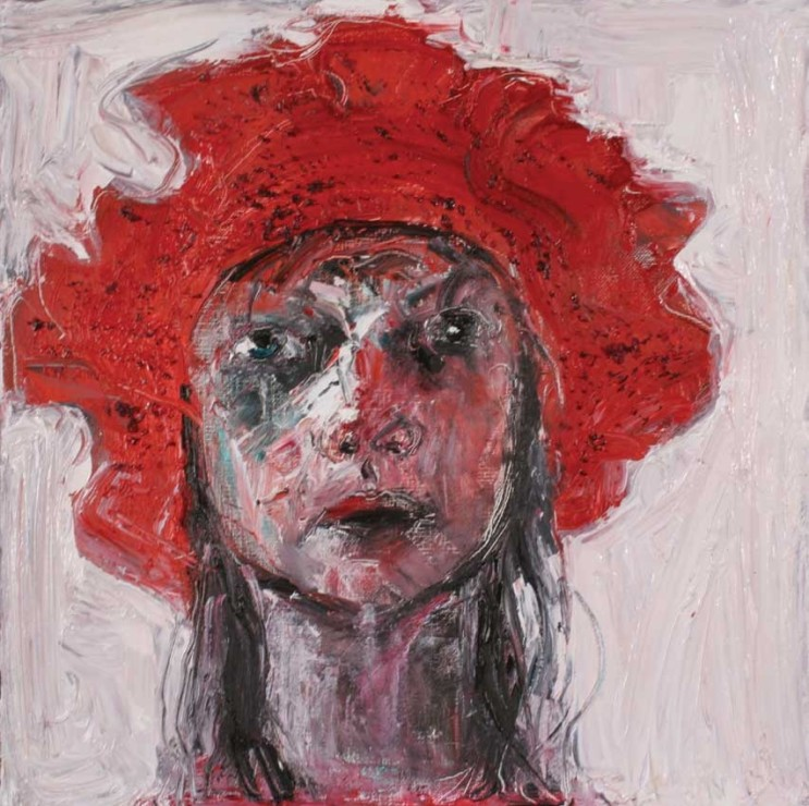 "<span class=""artist""><strong>Shani Rhys James</strong></span>, <span class=""title""><em>Medusa in a Wooly Hat</em>, 2010</span>"