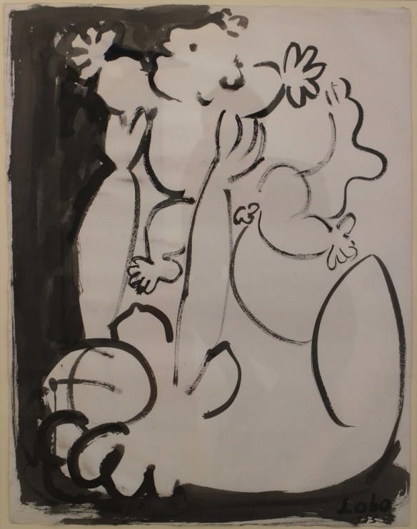 "<span class=""artist""><strong>Baltasar Lobo</strong></span>, <span class=""title""><em>Mere et enfant</em>, 1953</span>"