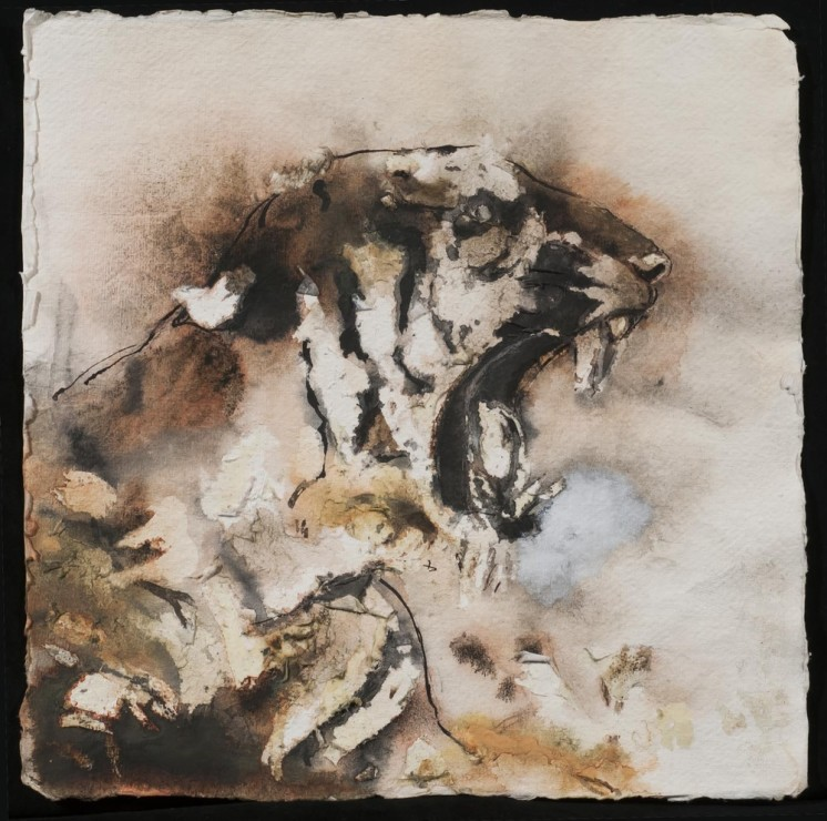 "<span class=""artist""><strong>Paul Richards</strong></span>, <span class=""title""><em>Leopard Chester Zoo</em>, 2013</span>"