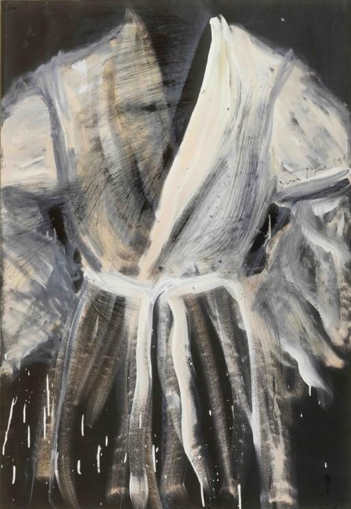 "<span class=""artist""><strong>Jim Dine</strong></span>, <span class=""title""><em>Bath Robe</em>, 1984</span>"
