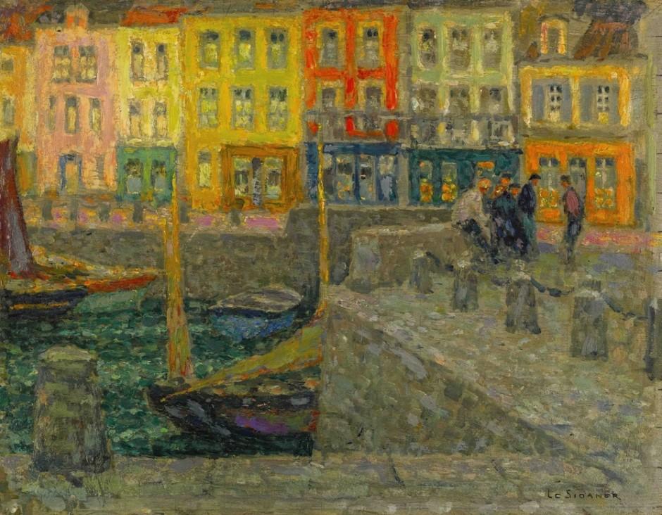 "<span class=""artist""><strong>Henri Le Sidaner</strong></span>, <span class=""title""><em>Le Musoir</em>, 1923</span>"