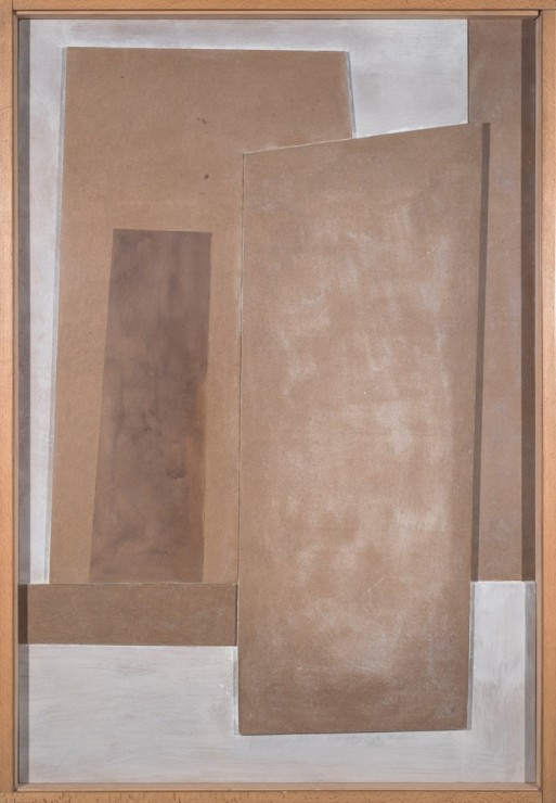 """<span class=""""artist""""><strong>Ben Nicholson</strong></span>, <span class=""""title""""><em>July 1977 (Vertical Landscape)</em>, 1977</span>"""