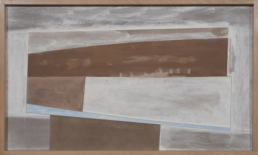 "<span class=""artist""><strong>Ben Nicholson</strong></span>, <span class=""title""><em>Brissago and Hampstead</em>, c.1960 - 1979</span>"