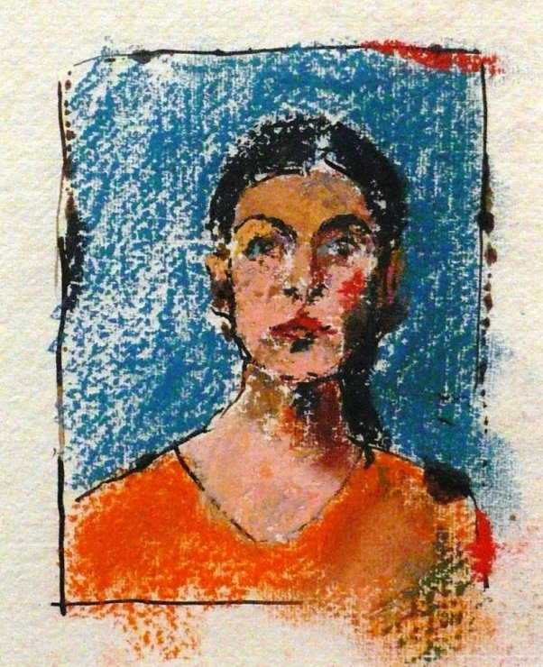 "<span class=""artist""><strong>Paul Richards</strong></span>, <span class=""title""><em>Cecilia Full Face</em>, 2007</span>"