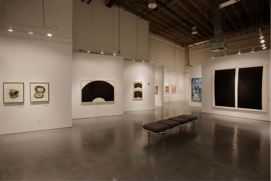 Richard Serra Limited Editions Prints From the Last Decade exhibition