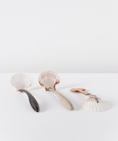 Scallop Spoons, 2012