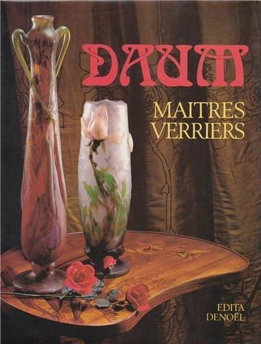 Daum: Maîtres Verriers, 1980