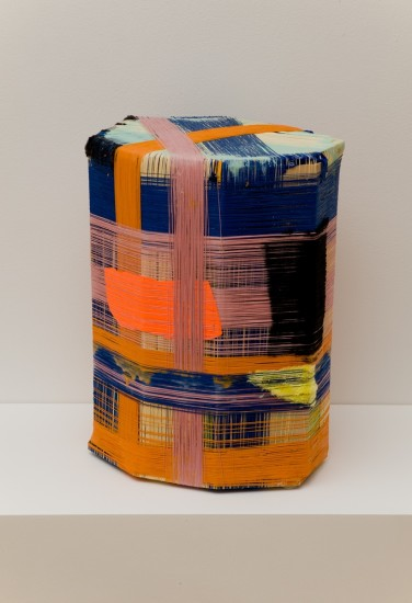 The Thread Wrapping Machine Stool 101014, 2014