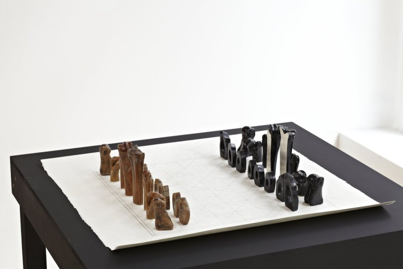 Billingsgate Chess Set, 2012