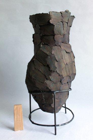 Wooden Vase B, 2011