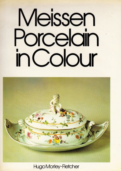 Meissen Porcelain in Colour, 1979