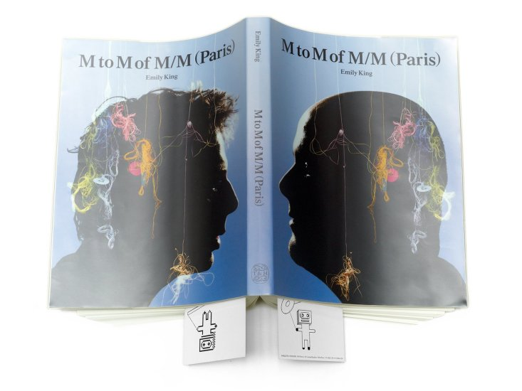 M to M of M /M (Paris) by Emily King, with foreword by Hans Ulrich Obrist, 2012