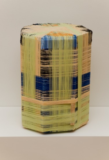 The Thread Wrapping Machine Stool 131014, 2014