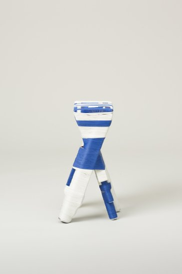 The Thread Wrapping Machine Stool 5, 2013