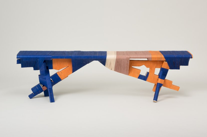 The Thread Wrapping Machine Bench 2, 2013