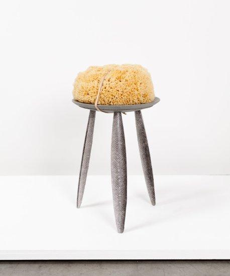 Salmon stool, 2012