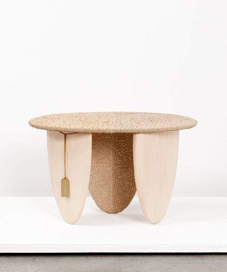 Perch Fish-Pig Stool, 2012