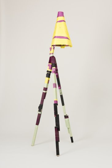 The Thread Wrapping Machine Lamp 2, 2013