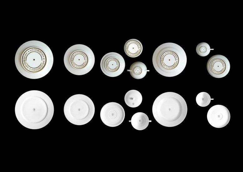Hidden Wealth Classic Plate, 2008