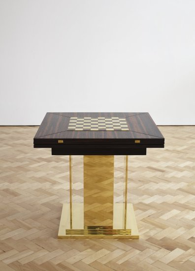 Chess Table, 2012