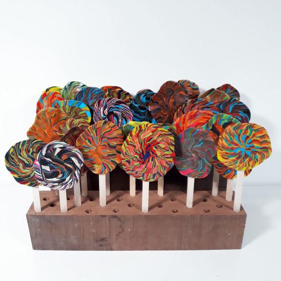 FORMcard Lollipop, 2019