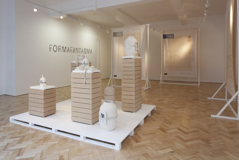 <p>Formafantasma exhibition at Gallery Libby Sellers</p><p>Photography by Ed Reeve</p>