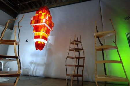 <p>Grandmateria at DesignMiami 2007</p><p>Photography by Redeye Productions</p>