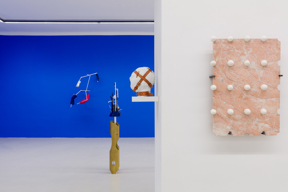 George Henry Longly Installation View V: BENTHOS, 2019