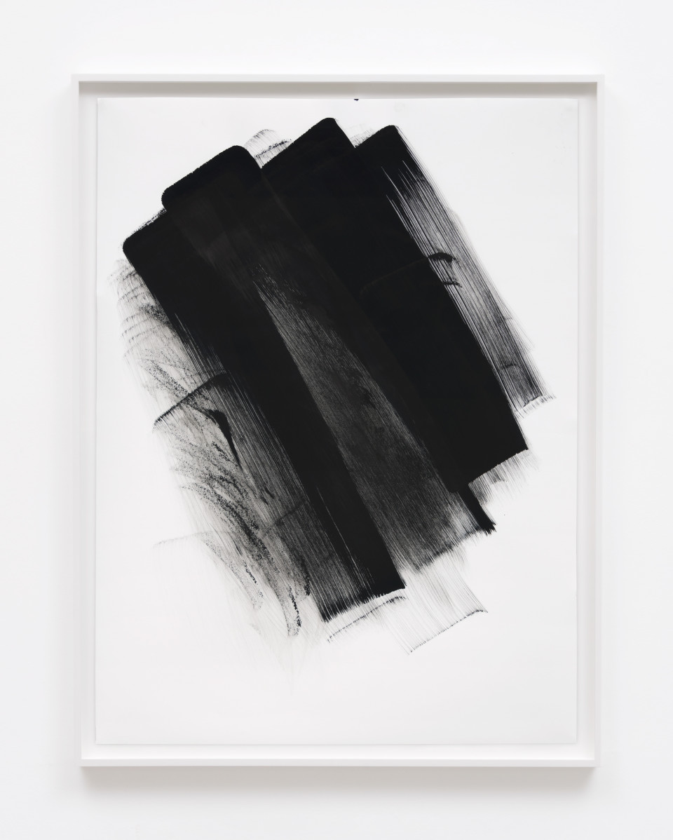 Image: Phil Chang  Replacement Ink for Epson Printers (Matte Black 324308) on Hahnemühle Photo Matt Fibre, 2017  signed and dated verso  unique archival pigment print  47 x 36 inches