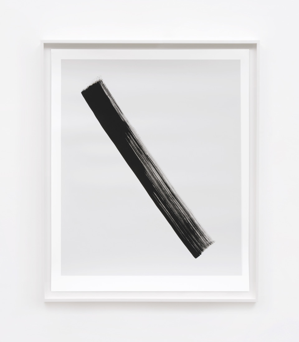 Image: Phil Chang  Replacement Ink for Epson Printers (Matte Black on 10% Grey 222601) on Epson Enhanced Matte Paper, 2017  signed and dated verso  unique archival pigment print  29-1/2 x 24-1/2 inches