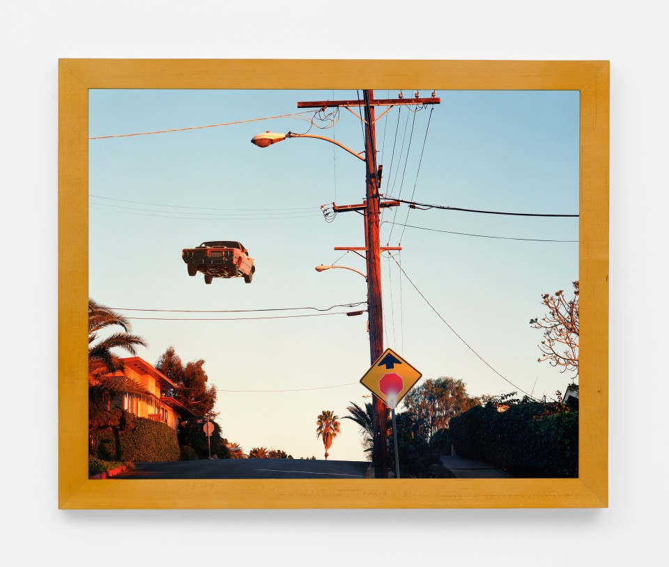 Image: Matthew Porter  Silver Lake, 2017  signed, titled, dated and numbered verso  archival pigment print in artist's frame  image size: 20 x 25 inches  framed size: 22 1/2 x 27 3/8 inches  edition of 5 plus 2 artist's proofs