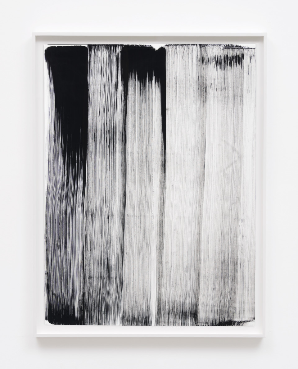 Image: Phil Chang  Replacement Ink for Epson Printers (Matte Black on Full Sheet 324301) on Hahnemühle Photo Matt Fibre, 2017  signed and dated verso  unique archival pigment print  47 x 36 inches