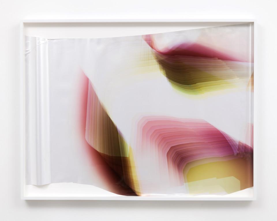 Image: Mariah Robertson  275, 2017  unique chromogenic print  38 x 49 1/2 inches (96.5 x 125.7 cm)