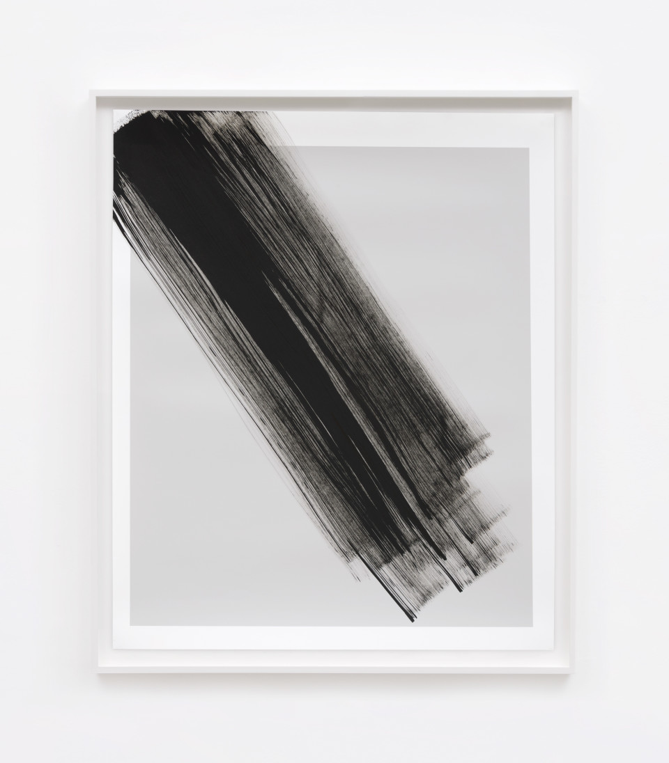 Image: Phil Chang  Replacement Ink for Epson Printers (Matte Black on 25% Grey 222603) on Epson Enhanced Matte Paper, 2017  signed and dated verso  unique archival pigment print  29-1/2 x 24-1/2 inches