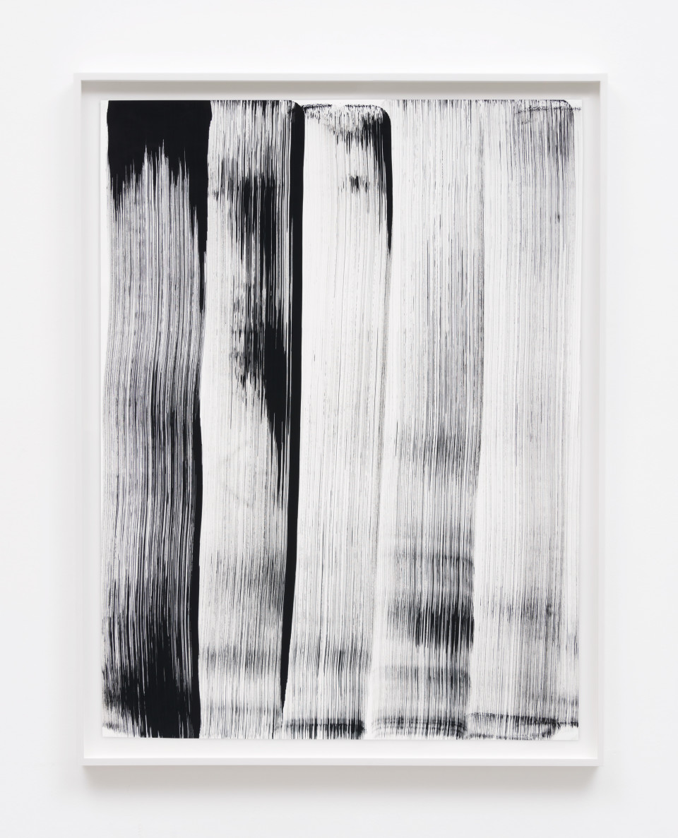 Image: Phil Chang  Replacement Ink for Epson Printers (Matte Black on Full Sheet 324303) on Hahnemühle Photo Matt Fibre, 2017  signed and dated verso  unique archival pigment print  47 x 36 inches