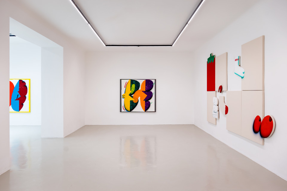 """James English Leary """"The Bursting Grape"""" 