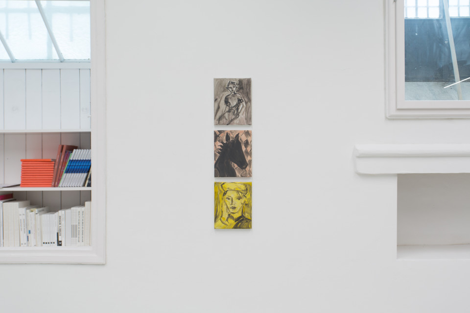 Delphine Hennelly, Kathryn Kerr, Leigh Ruple, Nathalie Shepherd & Faye Wei Wei Installation View XII, The Picture Is A Forest, 2019